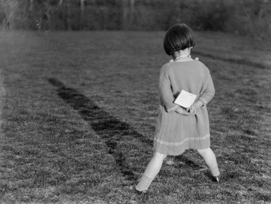 Me And My Shadow Photograph by Chaloner Woods
