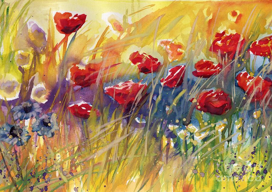 meadow 3 by Katarzyna Bruniewska-Gierczak