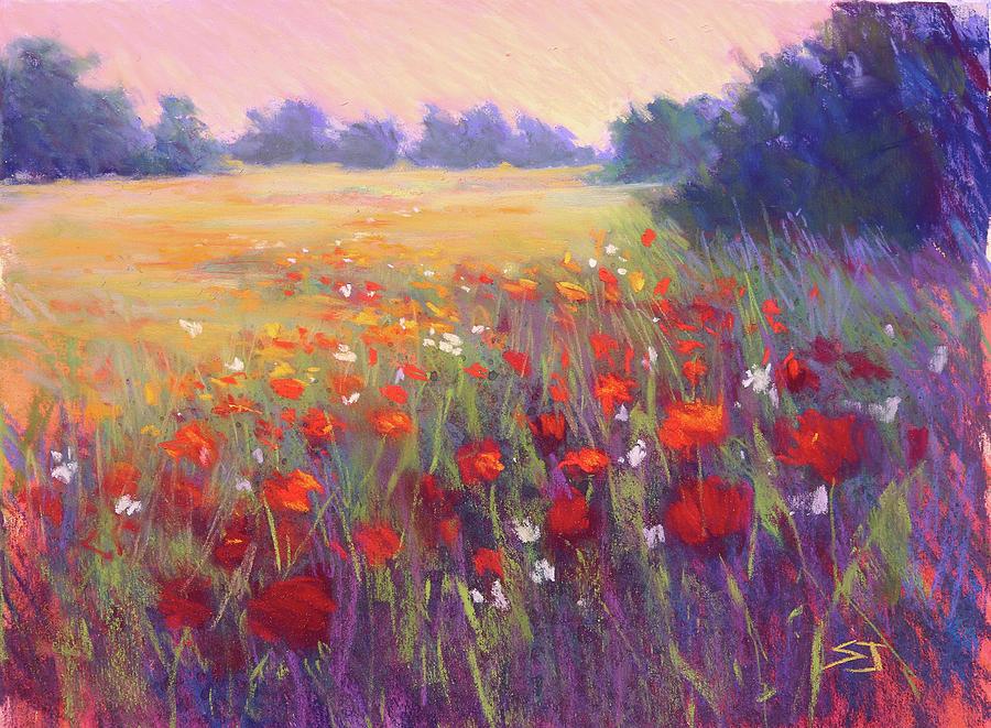 Meadow Dreaming by Susan Jenkins