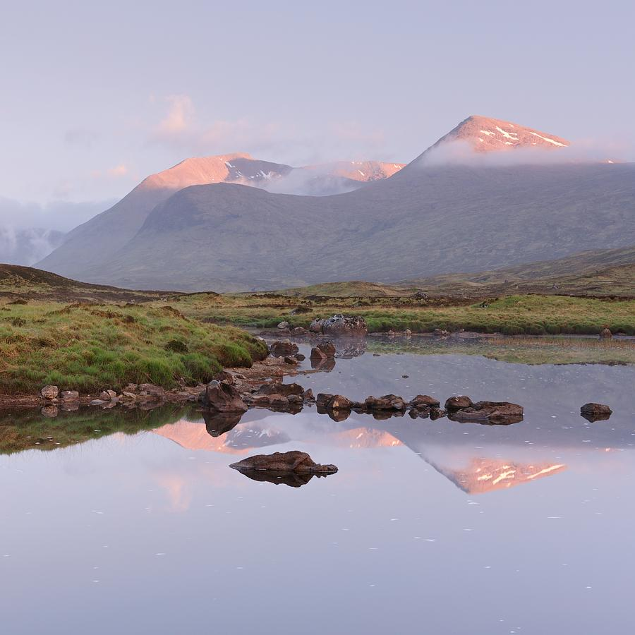 Meall a'Bhuiridh by Stephen Taylor