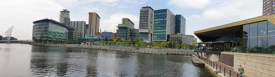 Media City UK Panorama by IORDANIS PALLIKARAS
