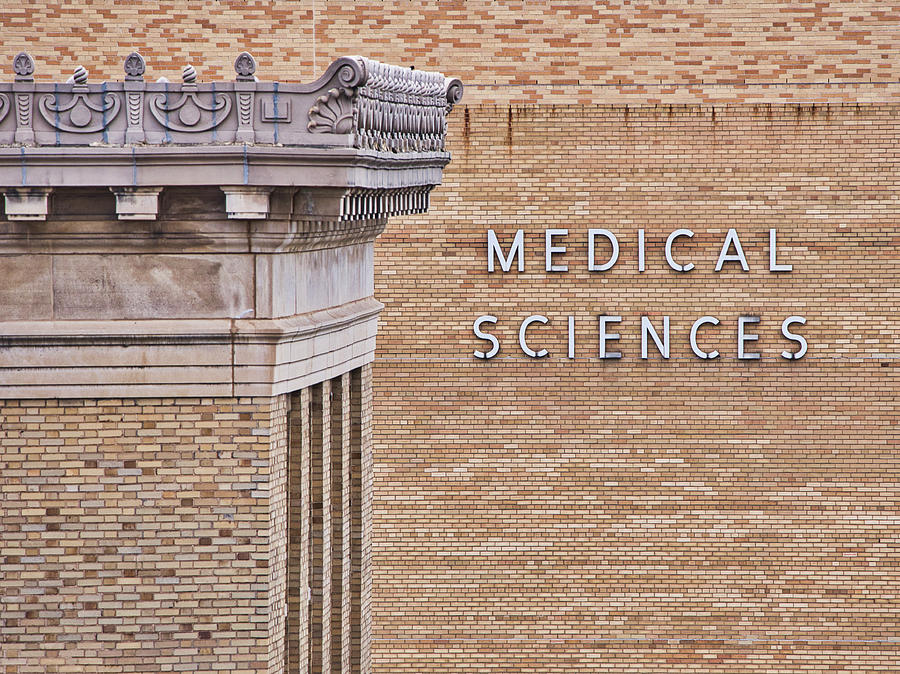 Medical Sciences - Uw Madison Photograph by Steven Ralser