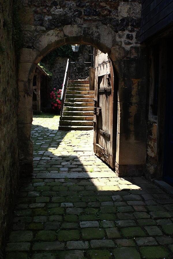 Medieval Streets  by Aidan Moran