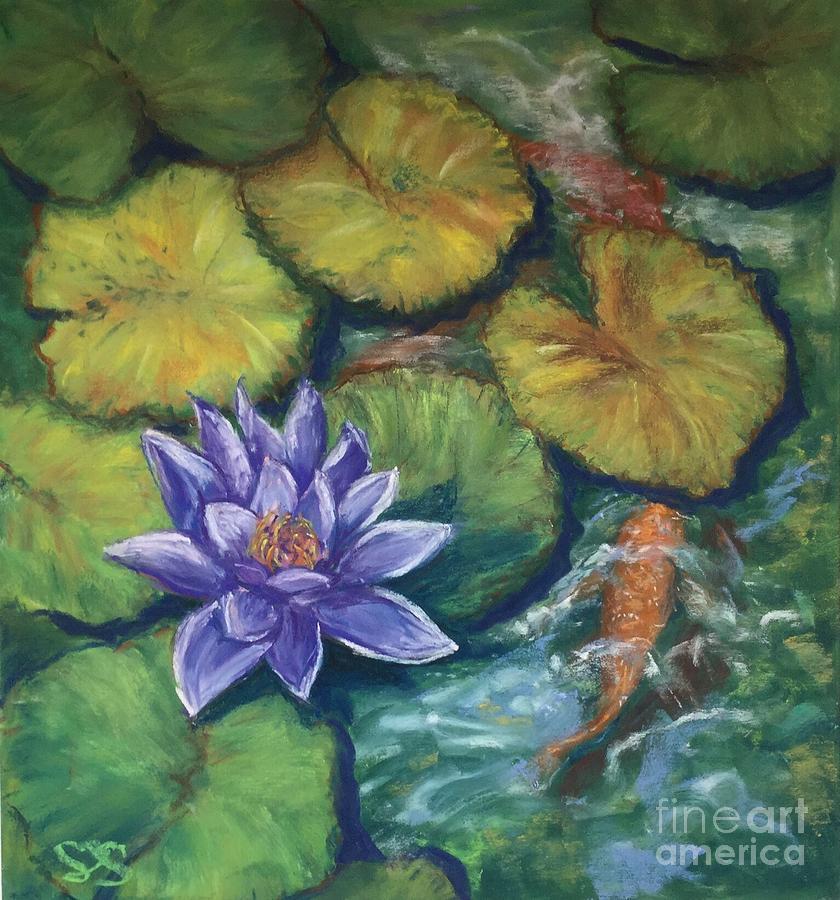 Meditation by Susan Sarabasha