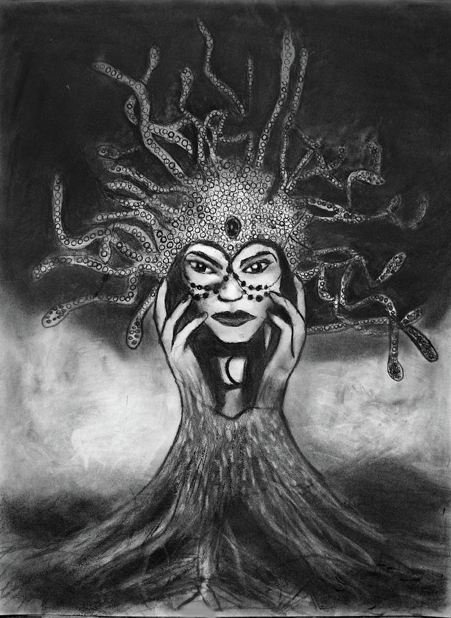 Medusa by Nadija Armusik
