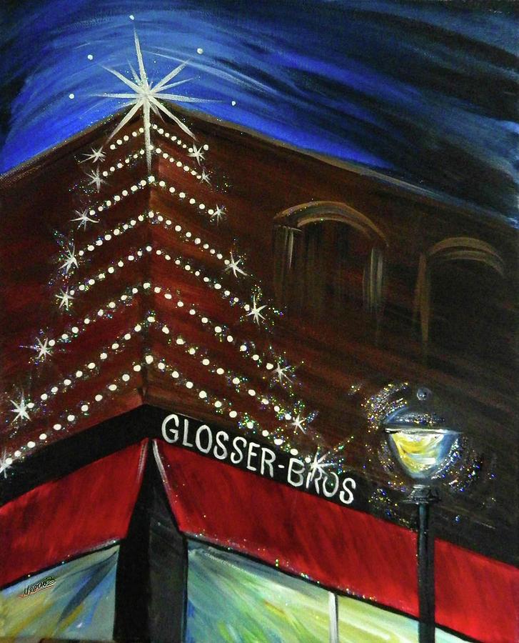 Meet Me at Glossers by Karen Mesaros