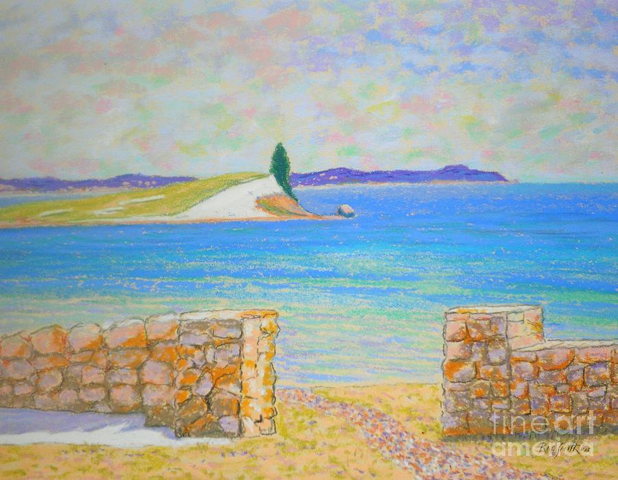 Meisners Island  by Rae  Smith PAC