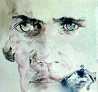 Mel's Eyes #2 by John Carroll