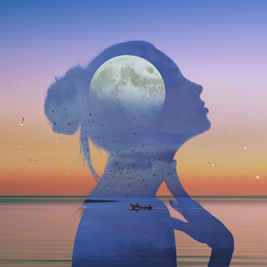 Melting Night by Alex Mir