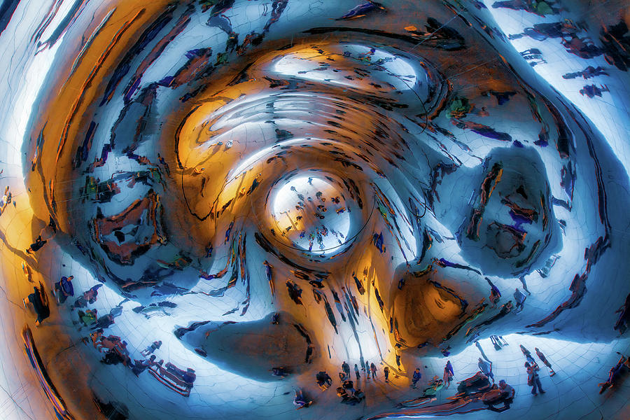 Melting Pot by Robert FERD Frank
