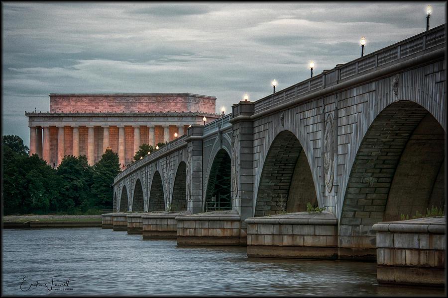 Memorial Bridge by Erika Fawcett