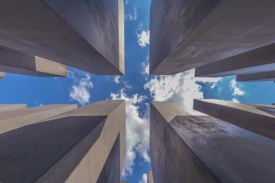 Memorial to the Murdered Jews of Europe by ReDi Fotografie