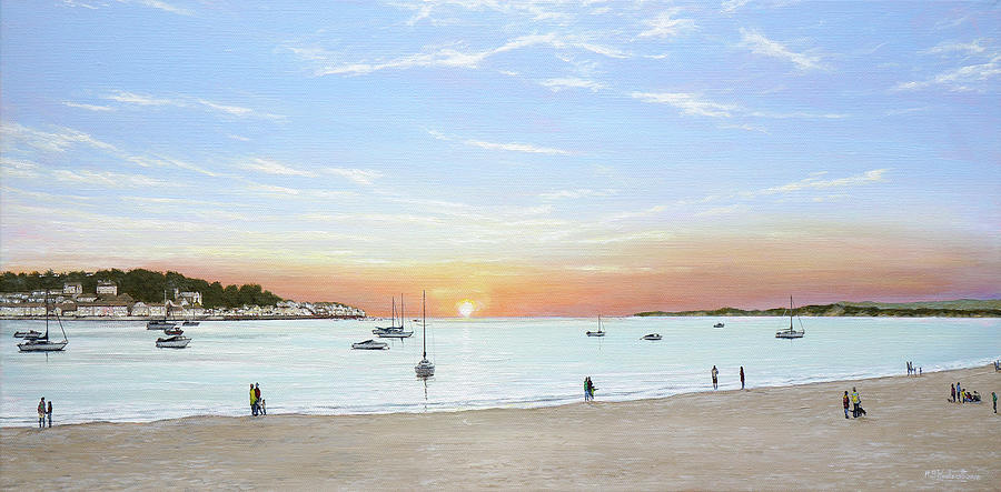 Memories of Instow and Appledore by Mark Woollacott