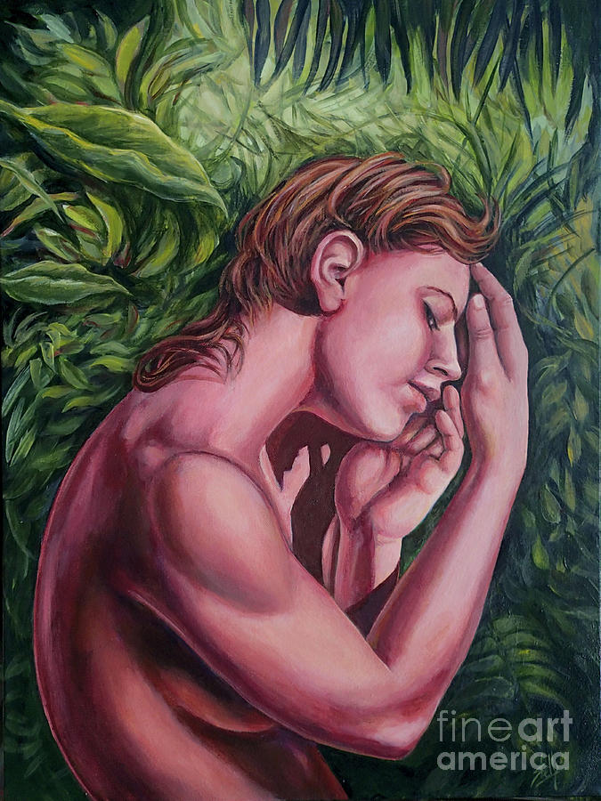 Memories of a Rainforest by Shelly Leitheiser