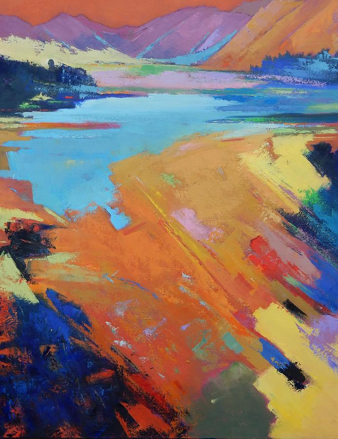 Memory of Lake by Gary Coleman