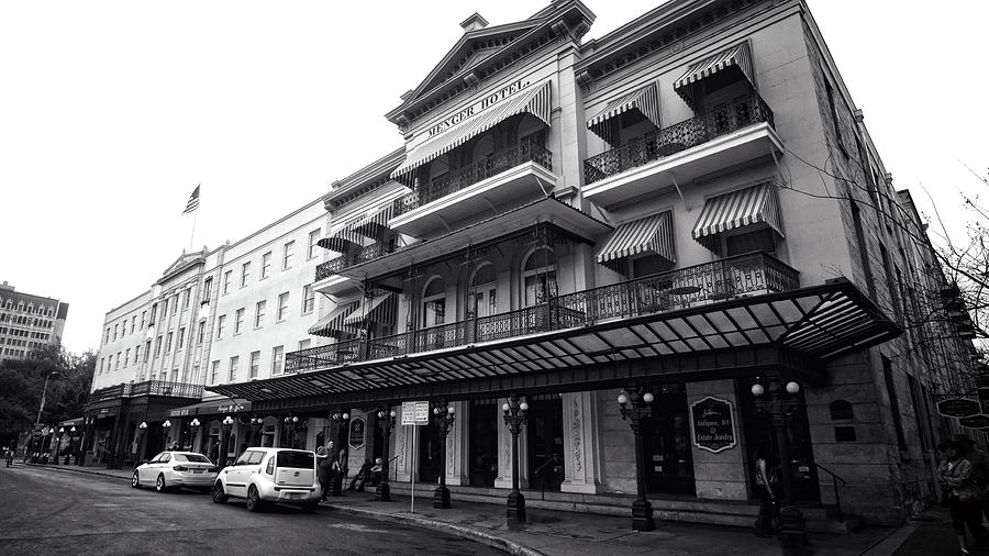 Menger Hotel by George Taylor