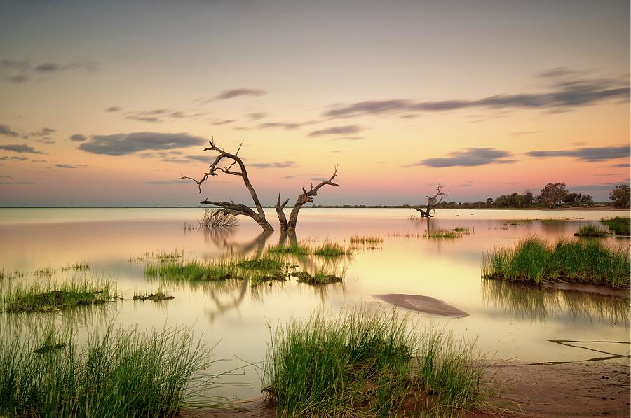 Menindee Lakes Photograph by I Am A  Landscape Photographer Based In Sydney Australia