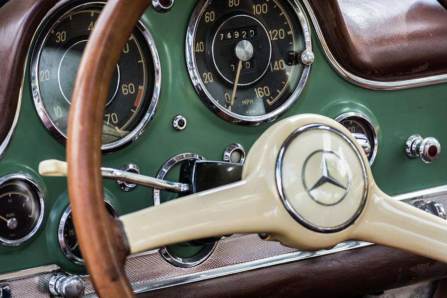 Mercedes by Stewart Helberg