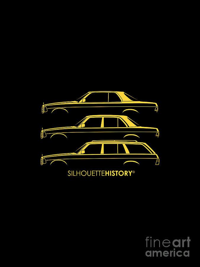 Mercy 123 SilhouetteHistory by Gabor Vida