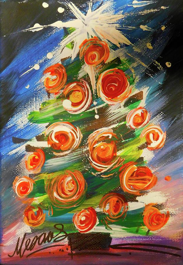 Merry and Bright by Karen Mesaros