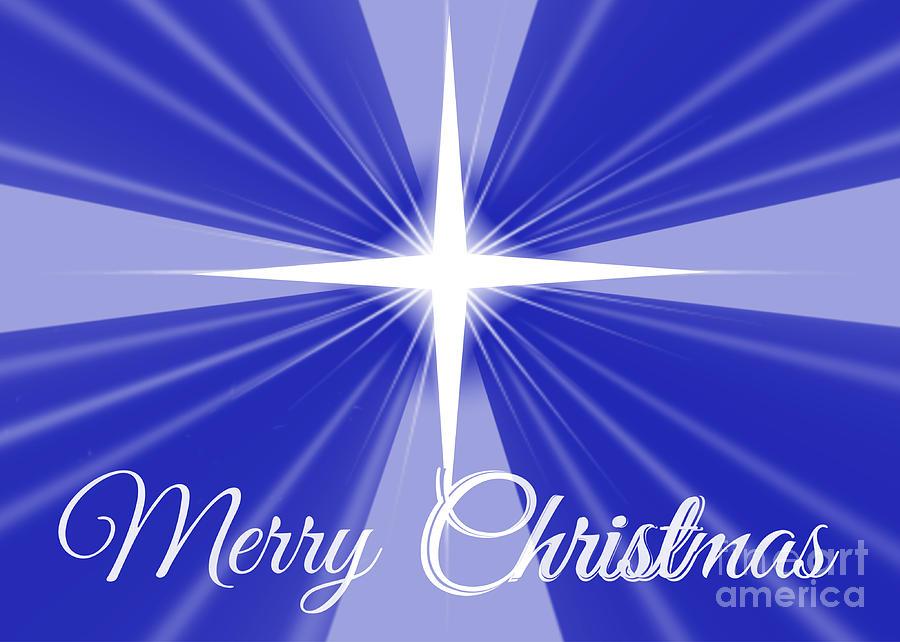 Merry Christ-mas Digital Art