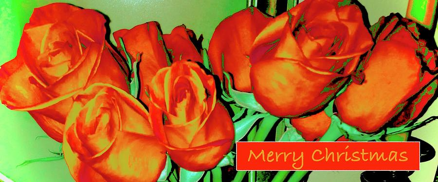 Merry Christmas Love by Debra Grace Addison