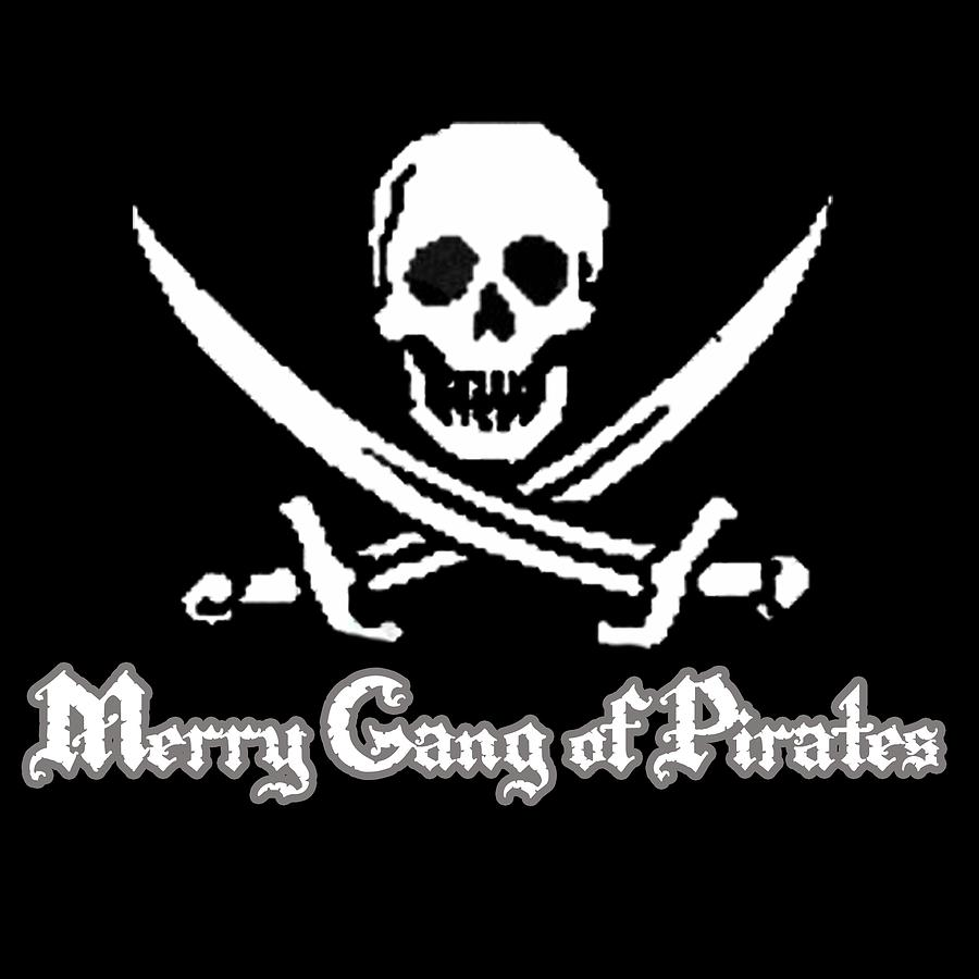 Merry Gang of Pirates by Walter Chamberlain