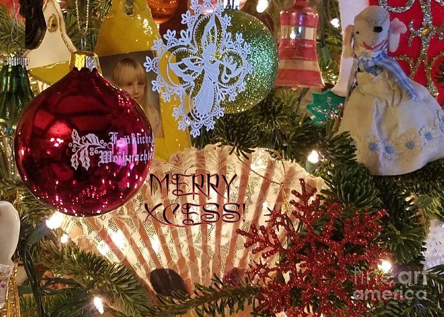 Merry Xcess by Jodie Marie Anne Richardson Traugott          aka jm-ART
