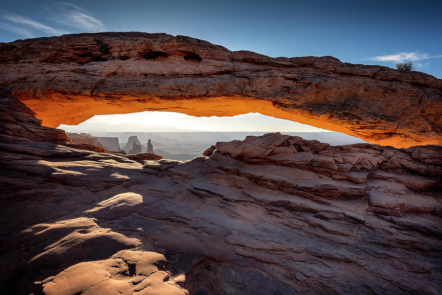 Mesa Arch by Ryan Wyckoff