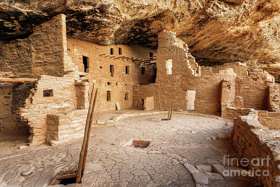 Mesa Verde National Park in Colorado, USA by Marek Poplawski