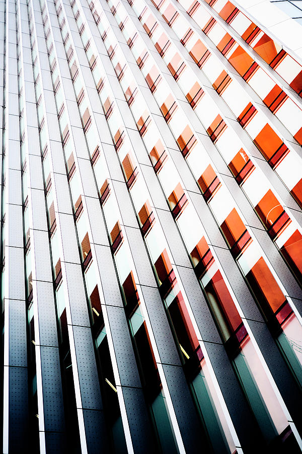 Metal Architecture Photograph by Subman