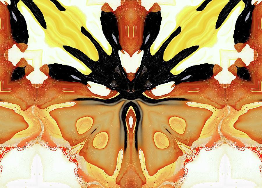 Metamorphosis  by Jolanta Anna Karolska
