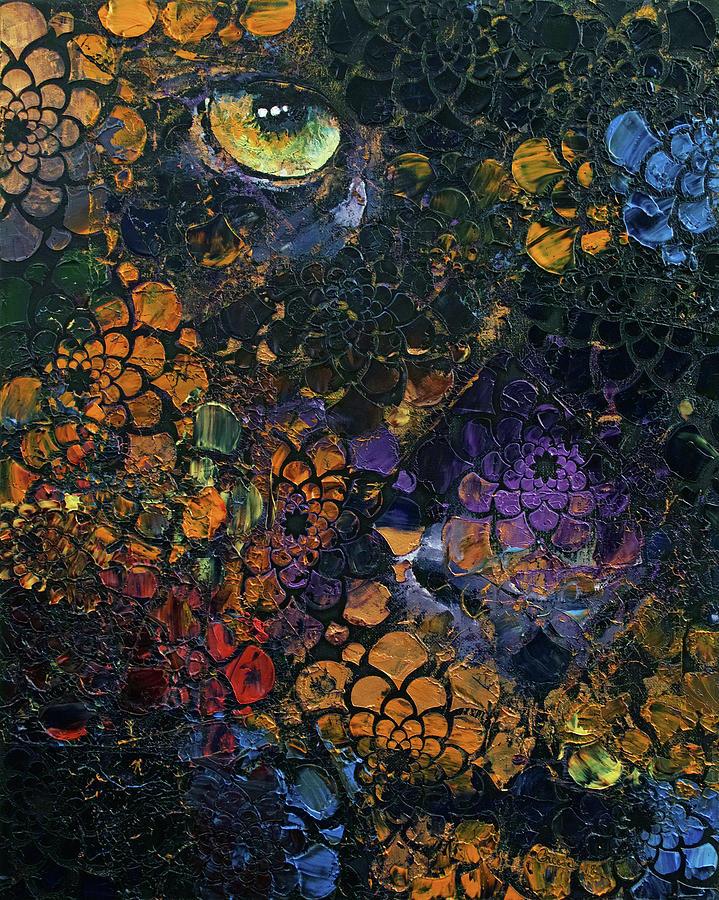 Metamorphosis Painting - Metamorphosis by Michael Creese