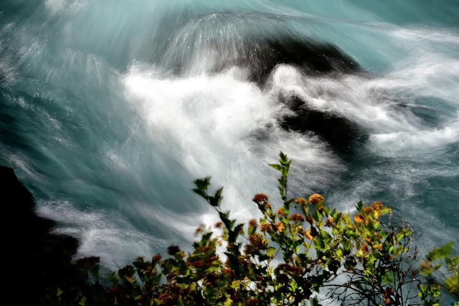Metolius River Cascade Photograph