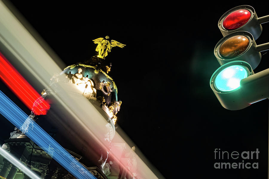 Metropolis by Fine Art On Your Wall