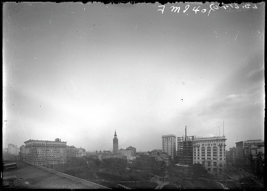 Metropolitan Life Insurance Company Photograph by The New York Historical Society