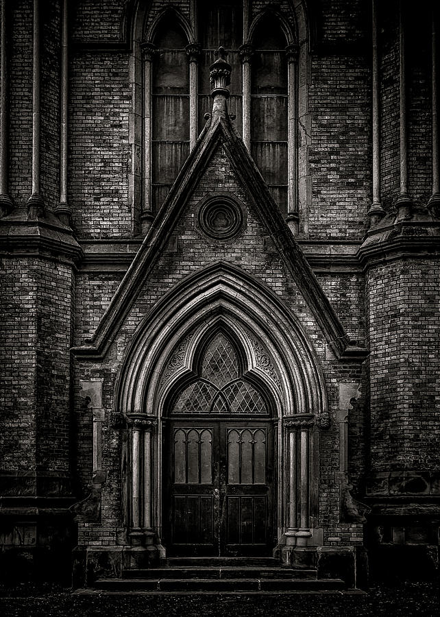 Metropolitan United Church Toronto Canada 8 by Brian Carson