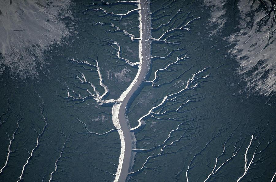 Mexico, Baja, Colorado River Delta Photograph by Art Wolfe
