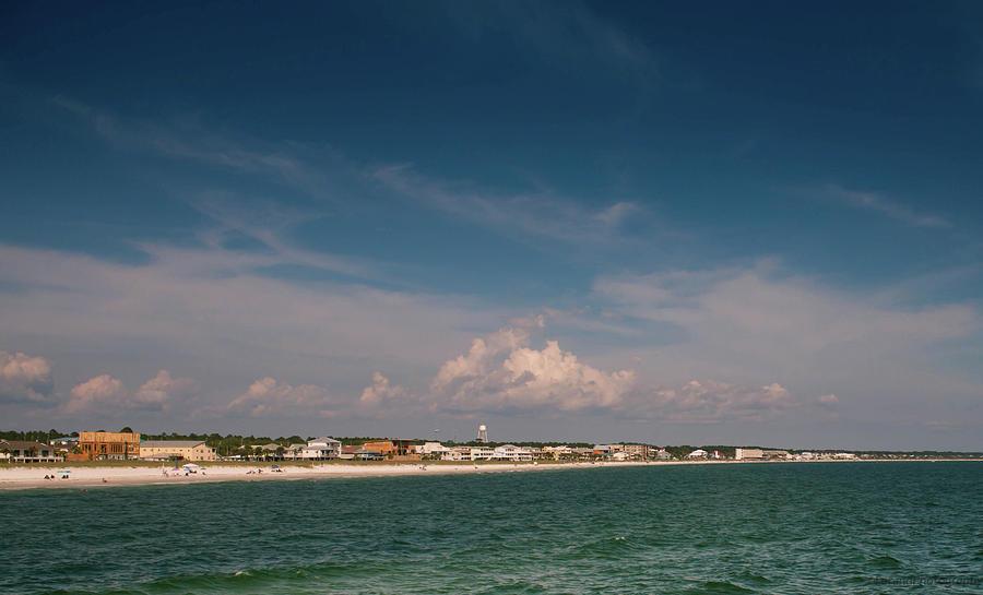 Mexico Beach  by Debra Forand