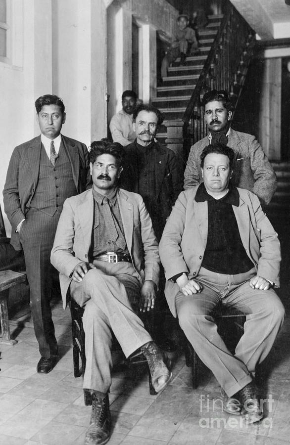 Mexicos Presidential Candidates Photograph by Bettmann