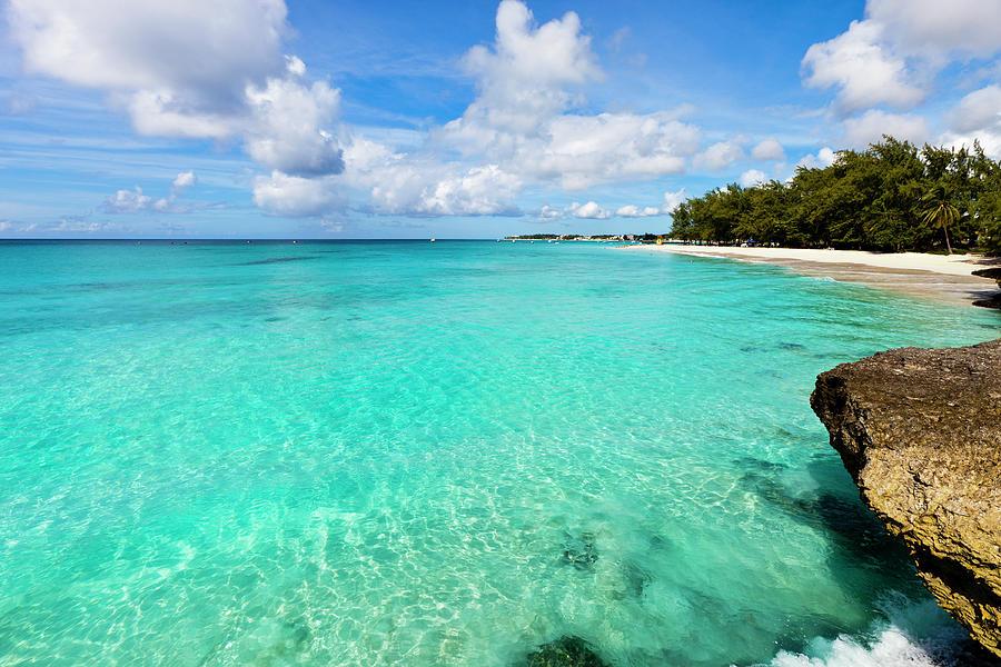 Miami Beach, Barbados Photograph by Flavio Vallenari