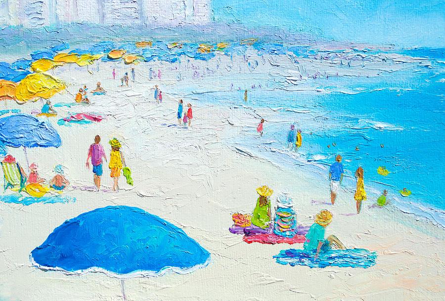 Miami Beach Florida Painting