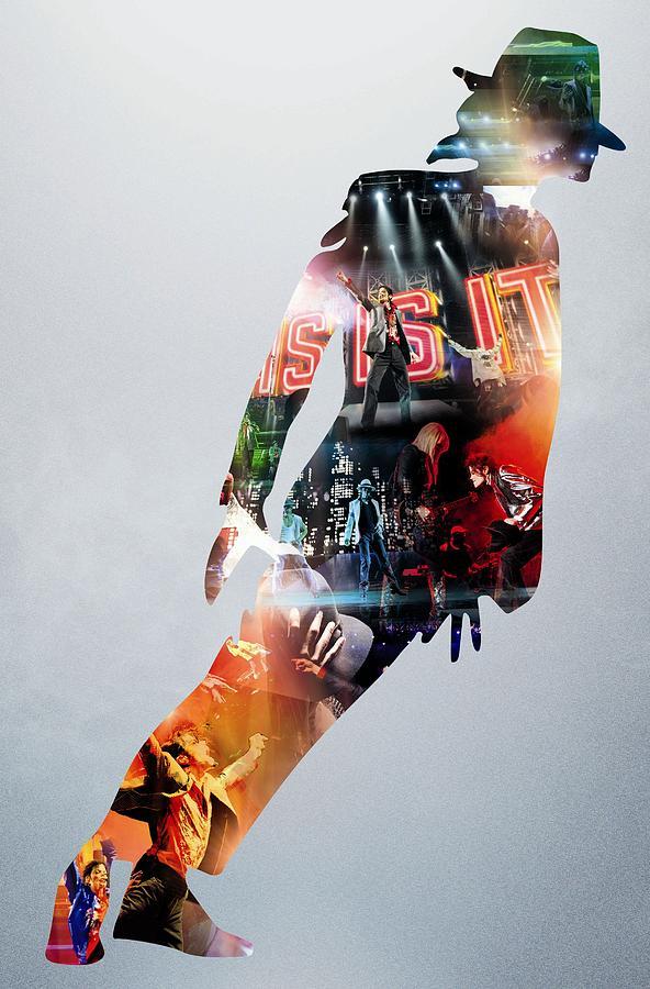 Michael Jackson S This Is It 2009 Digital Art By Geek N Rock