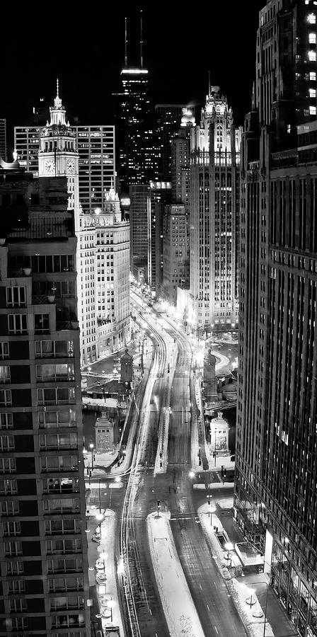Michigan Avenue Photograph by George Imrie Photography