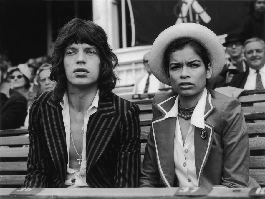 Mick Jagger Photograph by Central Press