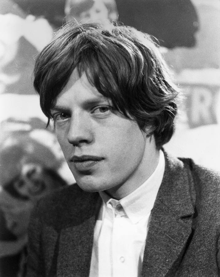 Mick Jagger Photograph by Express