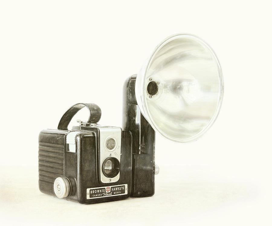 Mid Century Brownie Hawkeye Camera by David and Carol Kelly