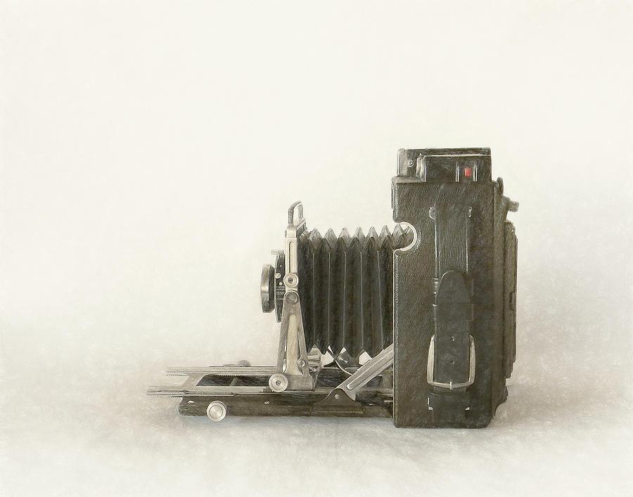 Mid Century Press Camera by David and Carol Kelly