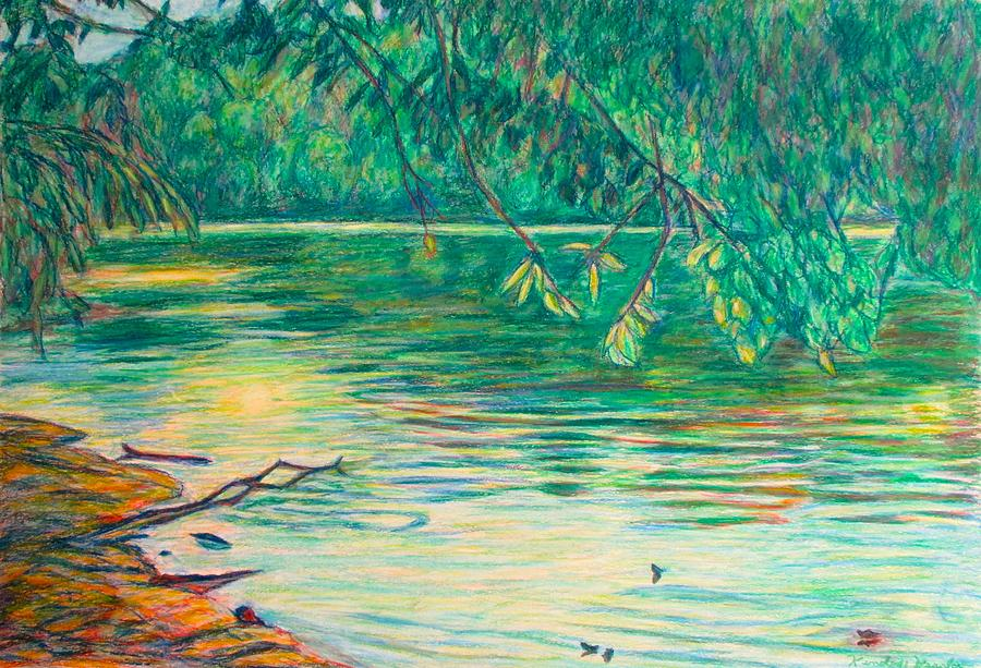 Mid-Spring on the New River by Kendall Kessler