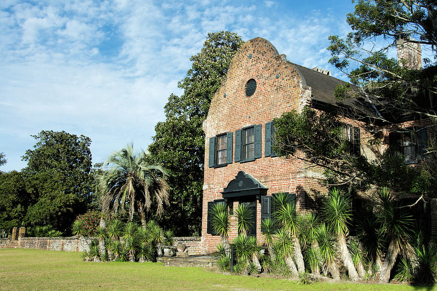Middleton Place by Ed Waldrop